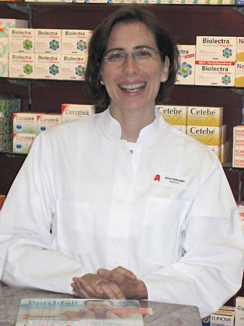 Dr. Karin Holweger
